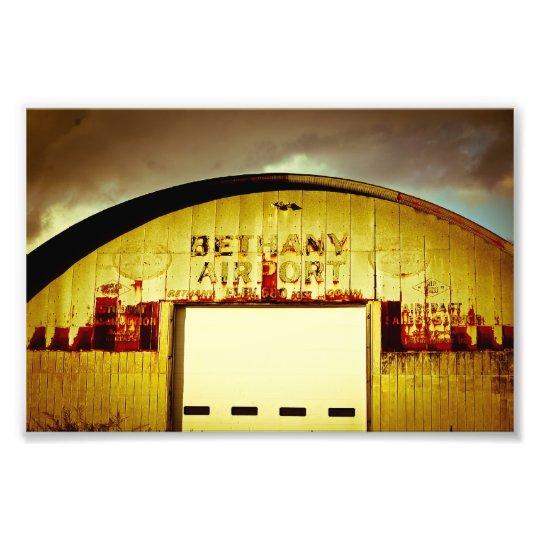 Bethany Airport Photo Print