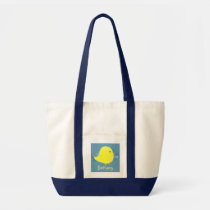 Bethany Baby Chick Shopping Tote / Gift Bag