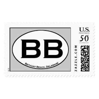 Bethany Beach Delaware Stamp