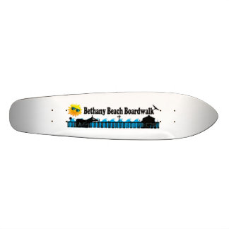 Bethany Beach. Skateboard