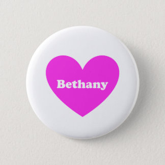 Bethany Pinback Button