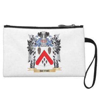 Bethe Coat of Arms - Family Crest Wristlet Clutch