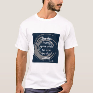 BeTheChange T-Shirt