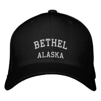 Bethel, Alaska Embroidered Baseball Hat