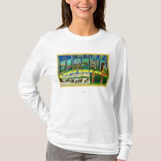 Bethel, AlaskaLarge Letter ScenesBethel, AK T-Shirt