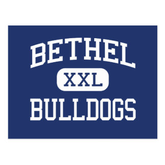 Bethel - Bulldogs - Junior - Spanaway Washington Postcard