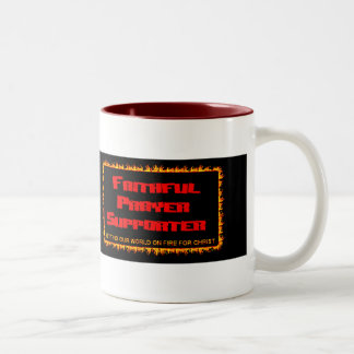 Bethel Pyro-Maniacs Prayer Supporter Mug