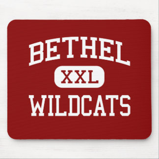 Bethel - Wildcats - High - Bethel Connecticut Mouse Pad