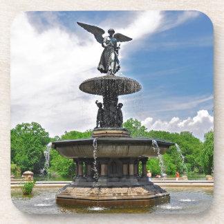 """Bethesda """"ángel Central Park de las aguas"""", NYC Posavaso"""