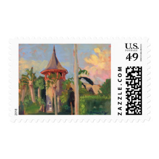 Bethesda-by-the-Sea postage stamp