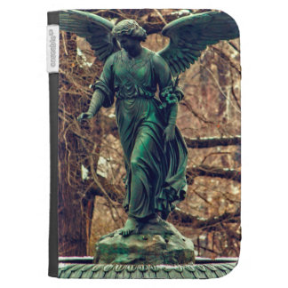 Bethesda Fountain in Central Park Photo Kindle 3G Cases