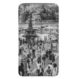 Bethesda Fountain in Central Park Photo Galaxy S5 Pouch