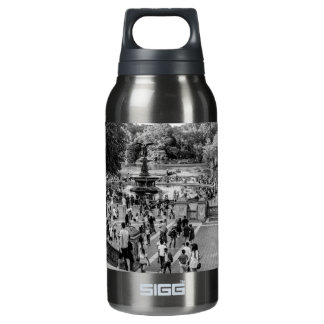Bethesda Fountain in Central Park Photo Insulated Water Bottle