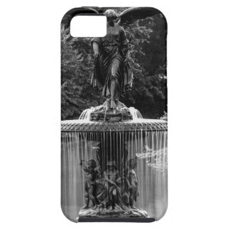 Bethesda Fountain in Central Park Photo iPhone 5 Cases