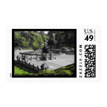 Bethesda Fountain Postage Stamps