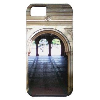 Bethesda Terrace 1 iPhone SE/5/5s Case
