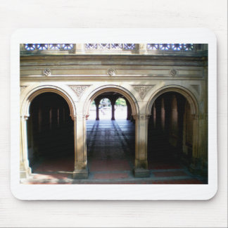 Bethesda Terrace 1 Mouse Pad