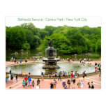 Bethesda Terrace Post Cards