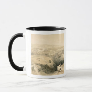 Bethlehem, April 6th 1839, plate 85 from Volume II Mug
