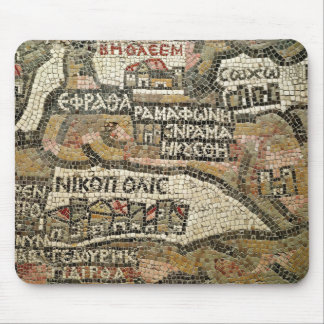 Bethlehem, detail from a map of Jericho Mouse Pad