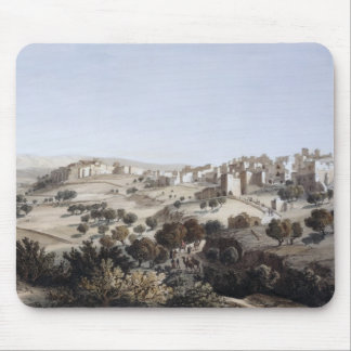 Bethlehem, engraved by Terry Mouse Pad