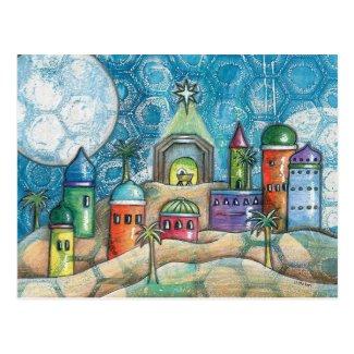 Bethlehem III Postcard