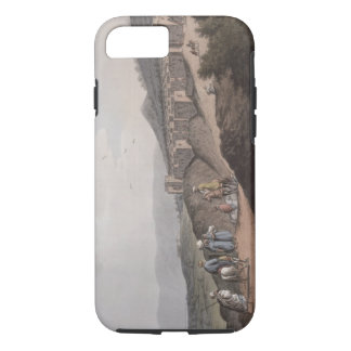 Bethlehem in Palestine, View of the Principal Part iPhone 8/7 Case