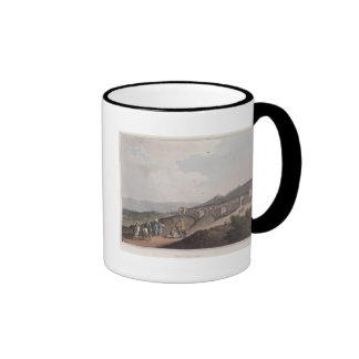 Bethlehem in Palestine, View of the Principal Part Mugs
