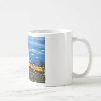 Bethlehem Mine 33 and  C and I Railroad Coffee Mug