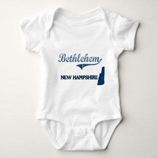 Bethlehem New Hampshire City Classic Tee Shirt