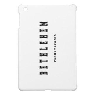 Bethlehem Pennsylvania iPad Mini Covers