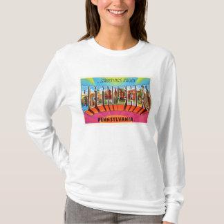 Bethlehem Pennsylvania PA Vintage Travel Souvenir T-Shirt