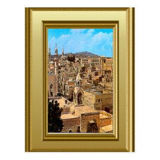 Bethlehem Postcard