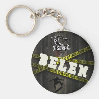 BETHLEHEM - Skater Style Keychain