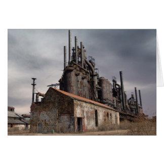 Bethlehem Steel Card
