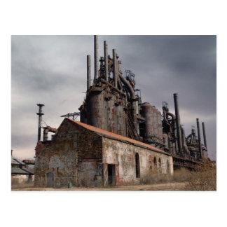 Bethlehem Steel Postcard