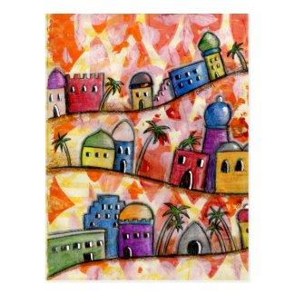 Bethlehem V Postcard