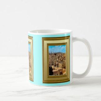 Bethlehem  View of the old city Coffee Mug