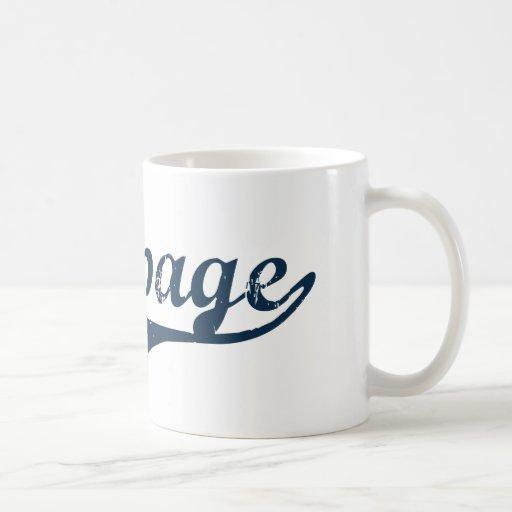 Bethpage New York Classic Design Coffee Mug
