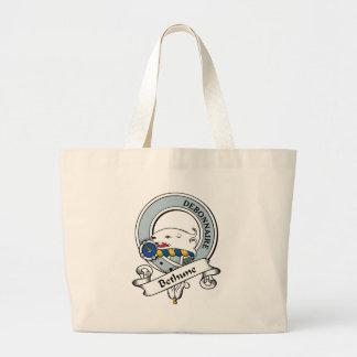 Bethune Clan Badge Bag