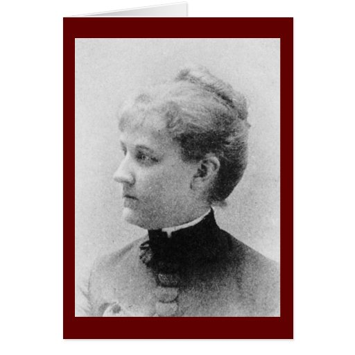 Bethune ~ Louise Blanchard Card