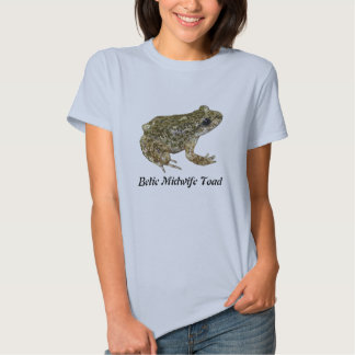 Betic Midwife Toad T-shirts