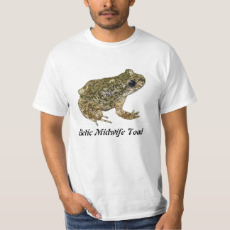 Betic Midwife Toad Tee Shirts