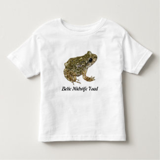 Betic Midwife Toad Toddler T-shirt