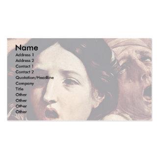 Betlehemitischer Innocents Detail (Top Right) Business Cards