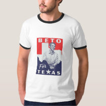 BETO for Texas Ringer Tee