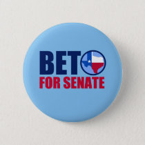 Beto for Texas Senate 2018 Pinback Button
