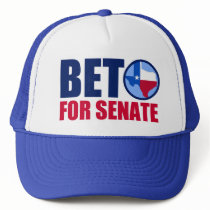 Beto for Texas Senate 2018 Trucker Hat
