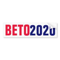 Beto O'Rourke 2020 Bumper Sticker