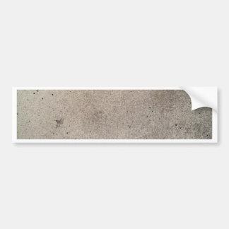 béton concreto del hormigón del beton pegatina de parachoque